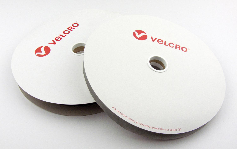 Self Adhesive 50mm (2inch) X 25m VELCRO ® Brand tape